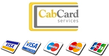 Payments by Cabcard
